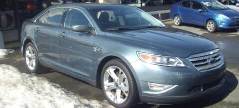 2010 Ford Taurus for sale at Badlands Brokers in Rapid City SD