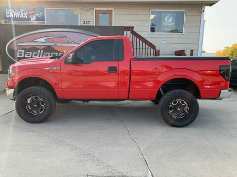 2011 Ford F-150 for sale at Badlands Brokers in Rapid City SD