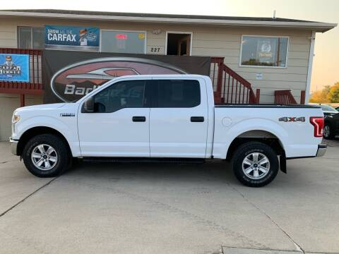 2016 Ford F-150 for sale at Badlands Brokers in Rapid City SD