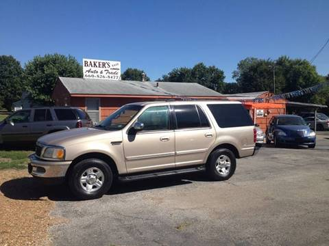 1998 Ford Expedition for sale at Bakers Car Corral in Sedalia MO