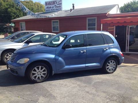 2007 Chrysler PT Cruiser for sale at Bakers Car Corral in Sedalia MO