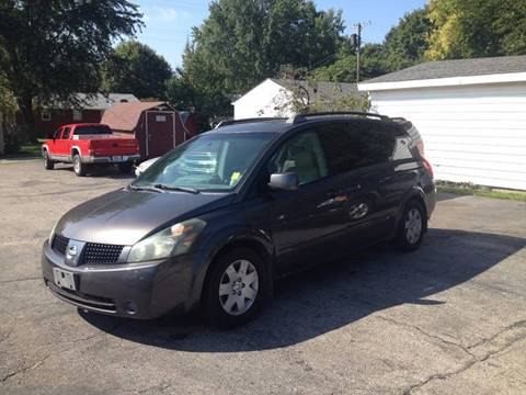 2005 Nissan Quest for sale in Sedalia, MO