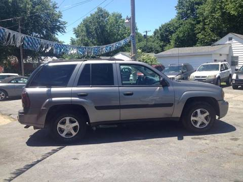 2005 Chevrolet TrailBlazer for sale at Bakers Car Corral in Sedalia MO