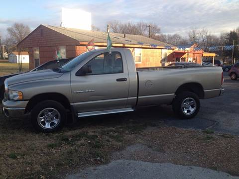2005 Dodge Ram Pickup 1500 for sale at Bakers Car Corral in Sedalia MO