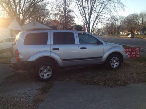 2006 Dodge Durango for sale at Bakers Car Corral in Sedalia MO