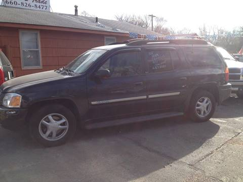 2003 GMC Envoy XL for sale at Bakers Car Corral in Sedalia MO