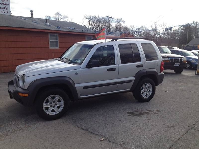 2004 Jeep Liberty for sale at Bakers Car Corral in Sedalia MO