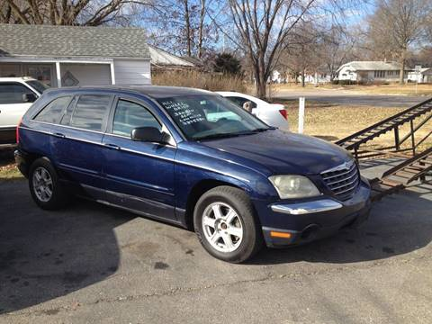 2006 Chrysler Pacifica for sale at Bakers Car Corral in Sedalia MO