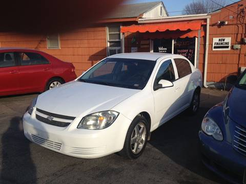 2010 Chevrolet Cobalt for sale at Bakers Car Corral in Sedalia MO