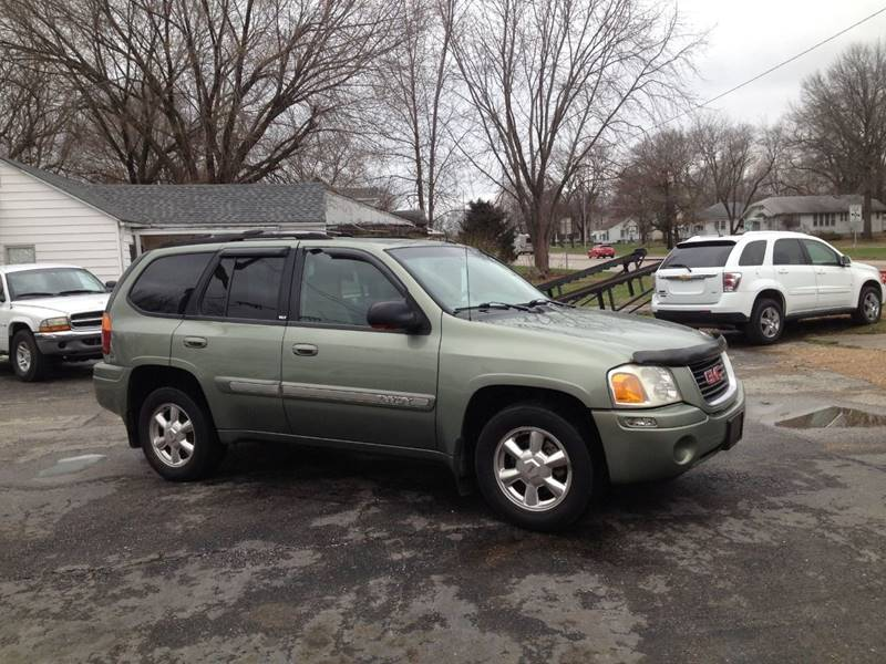 2004 GMC Envoy for sale at Bakers Car Corral in Sedalia MO