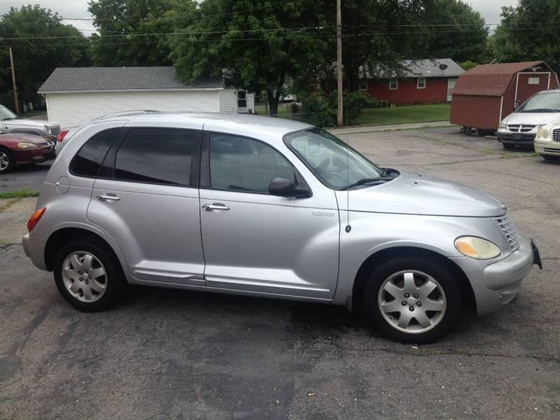 2005 Chrysler PT Cruiser for sale at Bakers Car Corral in Sedalia MO