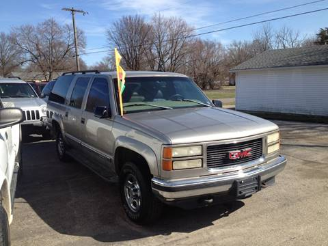 1999 GMC Suburban for sale in Sedalia, MO