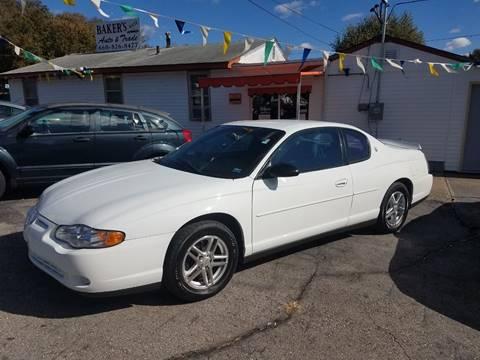2000 Chevrolet Monte Carlo for sale in Sedalia, MO