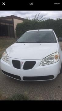 2009 Pontiac G6 for sale in Redford, MI