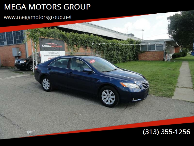 2008 Toyota Camry For Sale At MEGA MOTORS GROUP In Redford MI