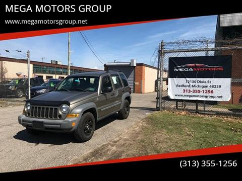 2006 Jeep Liberty for sale in Redford, MI