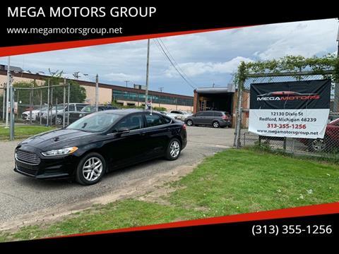 2016 Ford Fusion for sale in Redford, MI