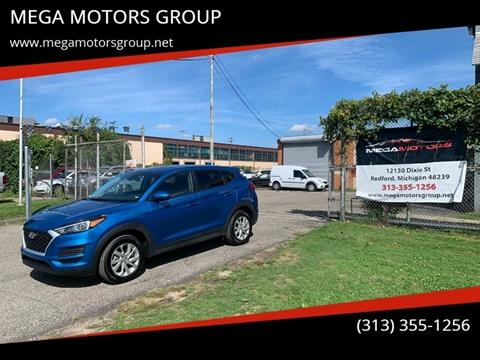 2019 Hyundai Tucson for sale in Redford, MI