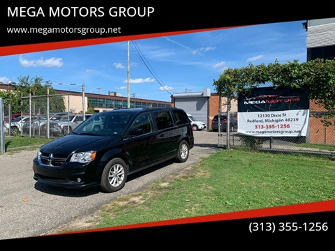 2019 Dodge Grand Caravan for sale in Redford, MI
