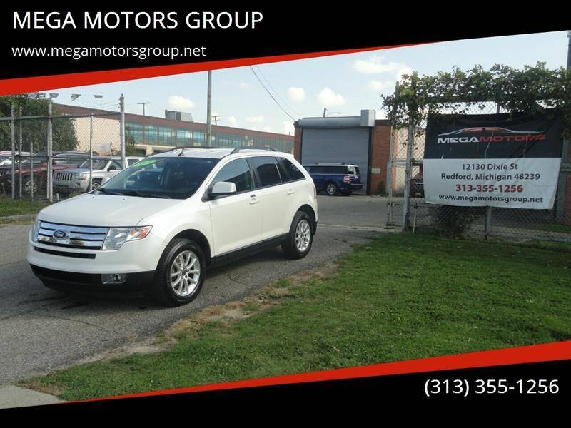 2010 Ford Edge for sale at MEGA MOTORS GROUP in Redford MI