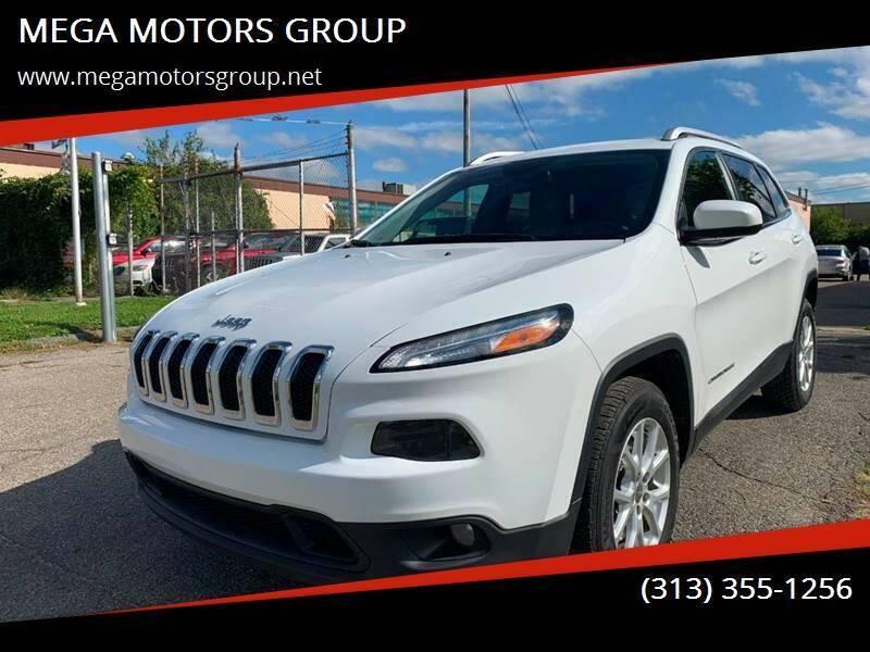 2016 Jeep Cherokee for sale at MEGA MOTORS GROUP in Redford MI