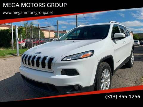 2016 Jeep Cherokee for sale at MEGA MOTORS GROUP in Redford MI