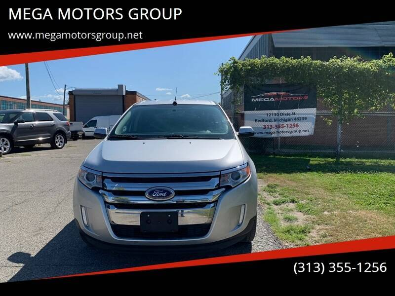2011 Ford Edge for sale at MEGA MOTORS GROUP in Redford MI