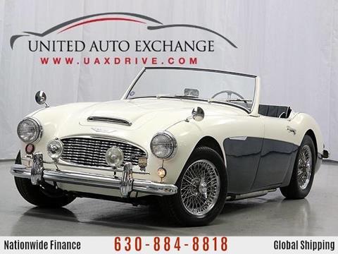1958 Austin-Healey 100-6 BN4 for sale in Addison, IL