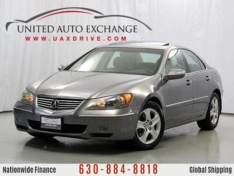 2007 Acura RL for sale in Addison, IL