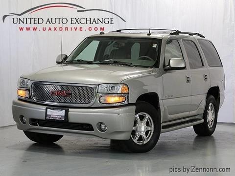 2004 GMC Yukon for sale in Addison, IL