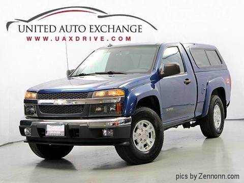 2005 Chevrolet Colorado for sale in Addison, IL