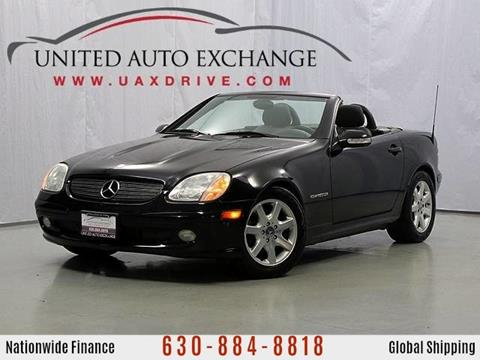 2003 Mercedes-Benz SLK for sale in Addison, IL