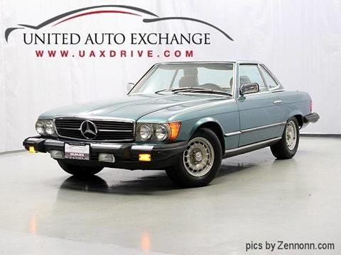 1983 Mercedes-Benz 380-Class for sale in Addison, IL