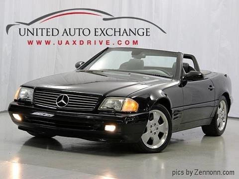 1999 Mercedes-Benz SL-Class for sale in Addison, IL