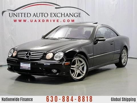 2005 Mercedes-Benz CL-Class for sale in Addison, IL