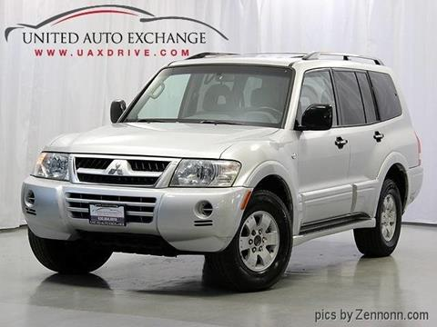 2003 Mitsubishi Montero for sale in Addison, IL