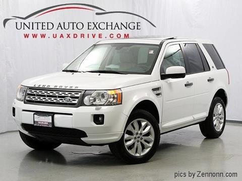 2012 Land Rover LR2 for sale in Addison, IL
