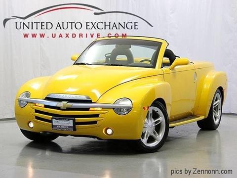 2003 Chevrolet SSR for sale in Addison, IL