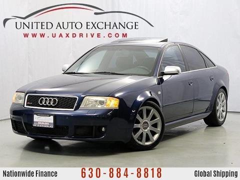 2003 Audi RS 6 for sale in Addison, IL