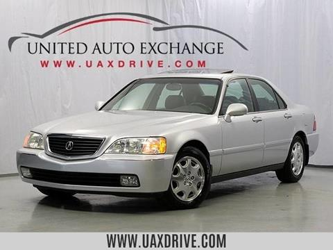 2000 Acura RL for sale in Addison, IL