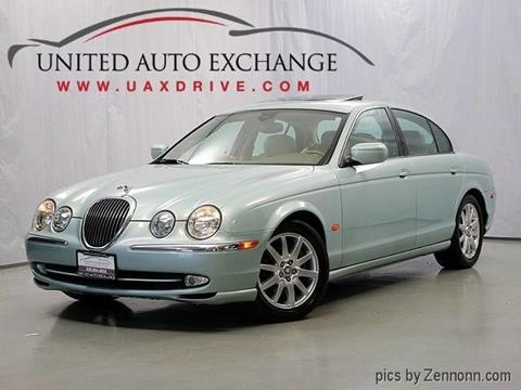 2001 Jaguar S-Type for sale in Addison, IL