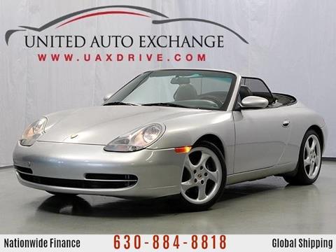 2001 Porsche 911 for sale in Addison, IL