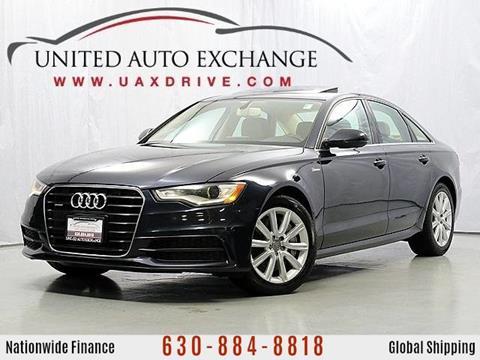 2012 Audi A6 for sale in Addison, IL