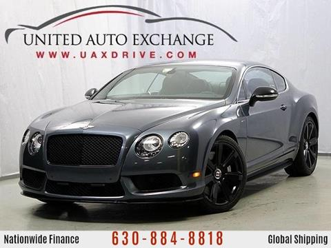 2015 Bentley Continental GT Speed For Sale in Melbourne, FL ...