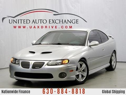 2006 Pontiac GTO for sale in Addison, IL