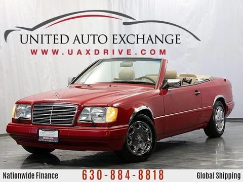 1995 Mercedes-Benz E-Class for sale at United Auto Exchange in Addison IL