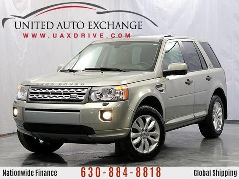 2011 Land Rover LR2 for sale in Addison, IL