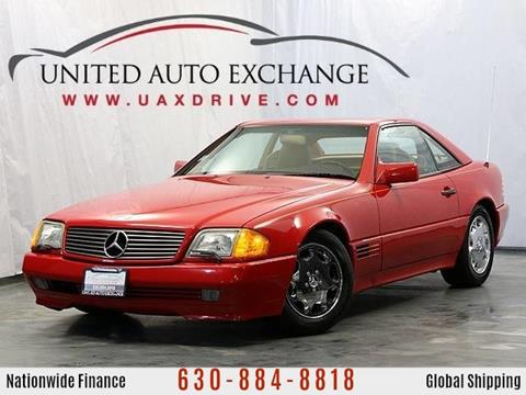 1990 Mercedes-Benz 300-Class for sale at United Auto Exchange in Addison IL