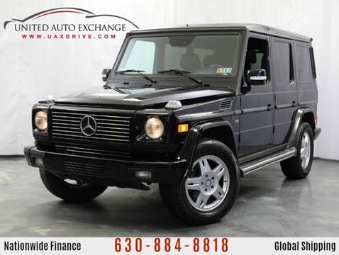 2004 Mercedes-Benz G-Class for sale in Addison, IL