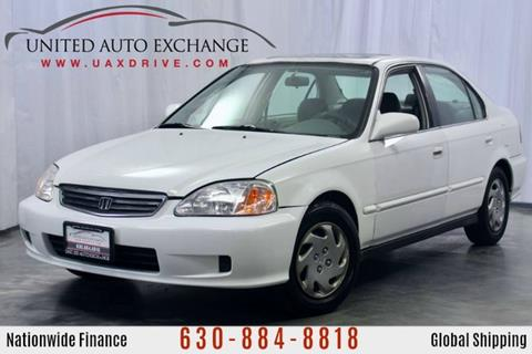 2000 Honda Civic for sale in Addison, IL